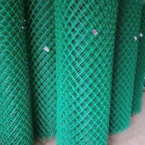 Nơi cung cấp lưới B40 bọc nhựa PVC màu xanh giá tại kho