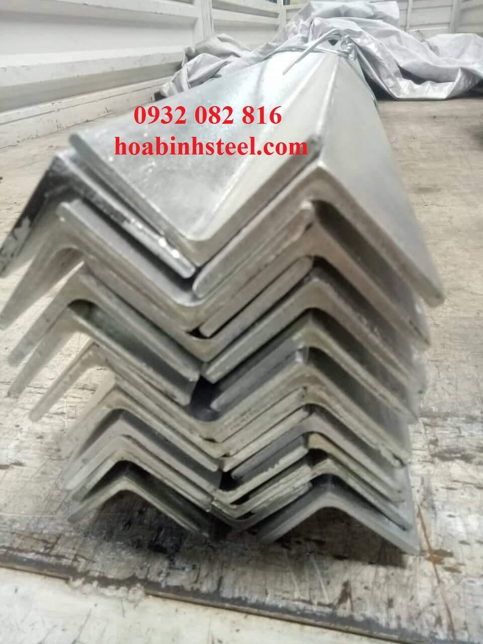 Công ty cung cấp sắt V25 nhúng kẽm giá tốt
