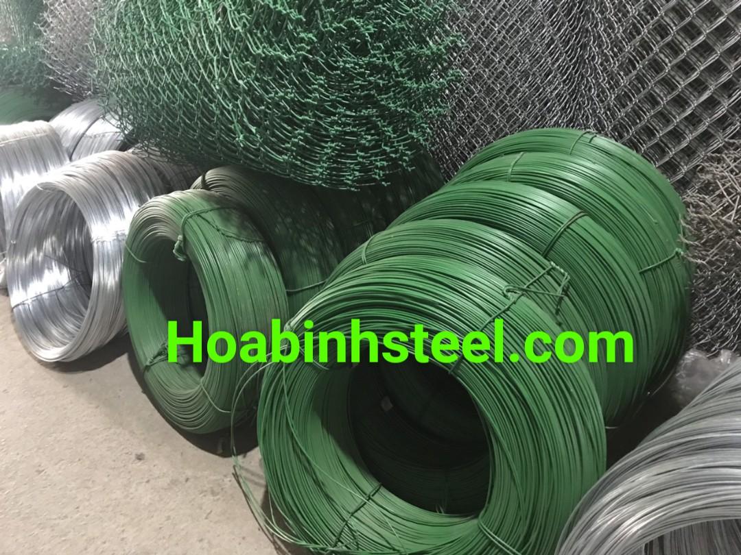 Cơ sở bán lưới kẽm B40 bọc nhựa giá rẻ TPHCM