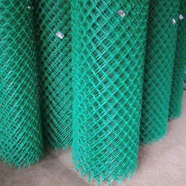 Nơi cung cấp lưới B40 bọc nhựa PVC màu xanh giá cạnh tranh