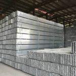 Chuyên phân phối hộp vuông mạ kẽm 25x25 TPHCM